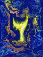Urs Küng - Meditative Flüssige Malerei